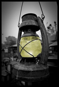 """Antique Lantern."" Image courtesy of Flickr user Jerad Heffner, taken October 8, 2008."