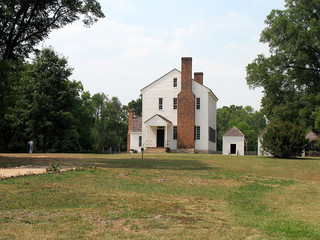 """Historic Latta Plantation."""