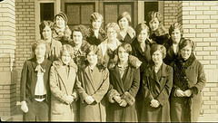 League of Women Voters, 1927