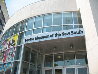 Levine Museum of the New South. Image courtesy of Flickr user Doug.