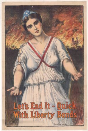 WWI: Support from the home front | NCpedia