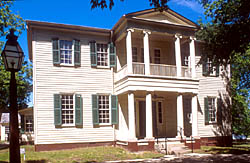 Mordecai House. Image courtesy of the National Park Service.