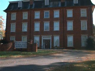 Mount Pleasant Institute, on the site of North Carolina College.