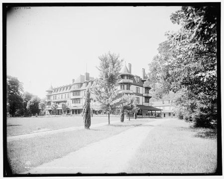 Mountain Park Hotel, 1902