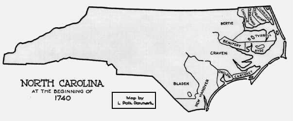 Bladen County In The S NCpedia - Map of north carolina with counties