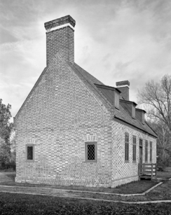 Newbold-White House. Photograph by Tim Buchman. Courtesy of Preservation North Carolina.