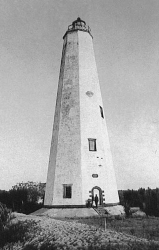 Photo of Old Baldy lighthouse