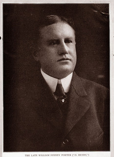 William Sydney Porter (O. Henry), b.1862, d.1910, American writer, from Greensboro, NC (Guilford County). From the General Negative Collection, North Carolina State Archives, Raleigh, NC. Call #: N_93_5_51.