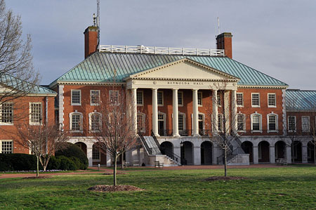 Reynolda Hall, Wake Forest University