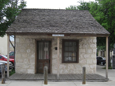 O. Henry's<br /> home in San Antonio, Texas