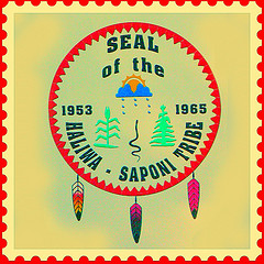 """Haliwa-Saponi Tribe  In NC."" Photo courtesy of Flickr user Neil Smith, taken on May 20, 2009."