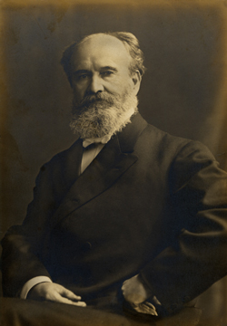 Albert B. Simpson, founder of the Christian and Missionary Alliance. Image available from The Alliance website.