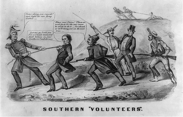 Colonial Major Projects : Conscription ncpedia