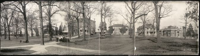 St. Mary's School, Raleigh, N.C. (Formerly Episcopal School for Boys), c 1909. Courtesy of Library of Congress.