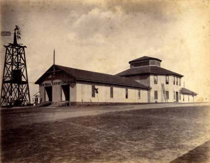 1884 Exposition Building