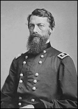 Maj. Gen. George Stoneman. Image courtesy of North Carolina Office of Archives & History.