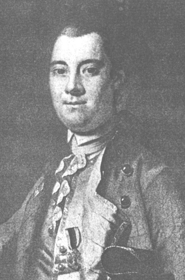 Portrait believed to be of William Tryon