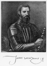 Giovanni da Verrazano. North Carolina Collection, University of North Carolina at Chapel Hill Library.
