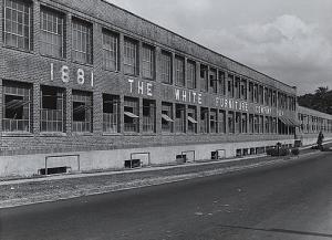 White Furniture Company Factory, Mebane, North Carolina